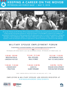 military spouse website