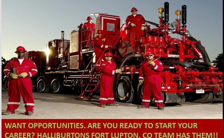 Halliburton Job Fair - JCF Colorado