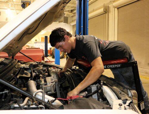 PSG Jobs: Diesel Training Program