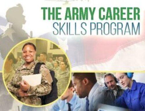 Fort Carson Career Skills Program