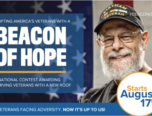Beacon of Hope Roofing Program