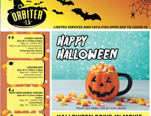 460 FSS Orbiter Newsletter-October