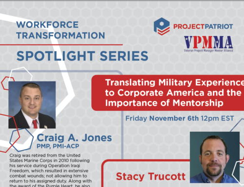 Project Patriot Program: Spotlight Series