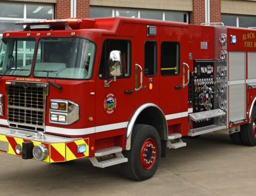 Job Opportunity: Black Forest Fire Department