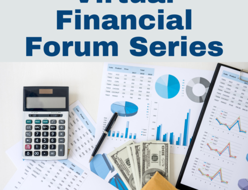 Virtual Financial Forum Series