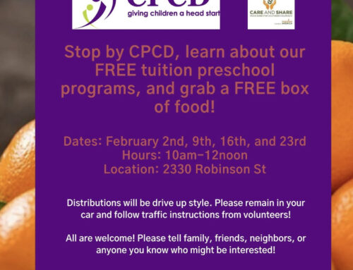 CPCD Care and Share Mobile Food Truck