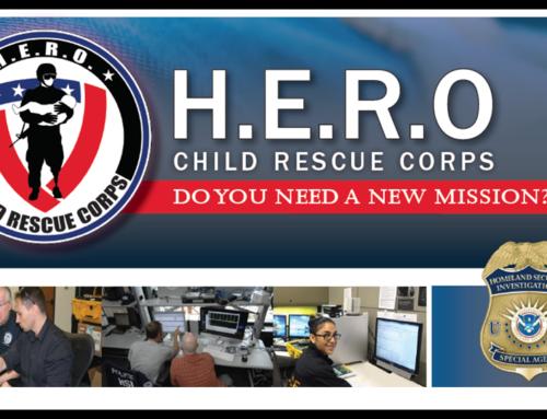 H.E.R.O Child Rescue Corps