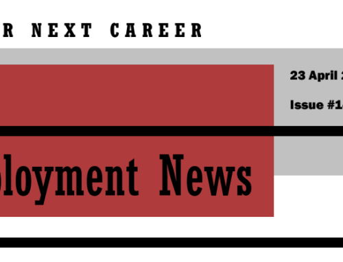 CONG Employment Newsletter