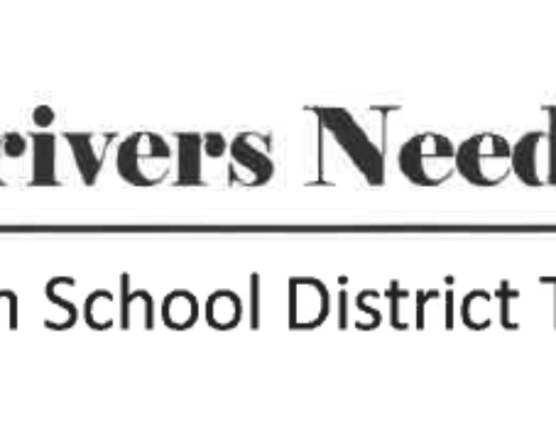 Bus Drivers Needed – Harrison School District 2