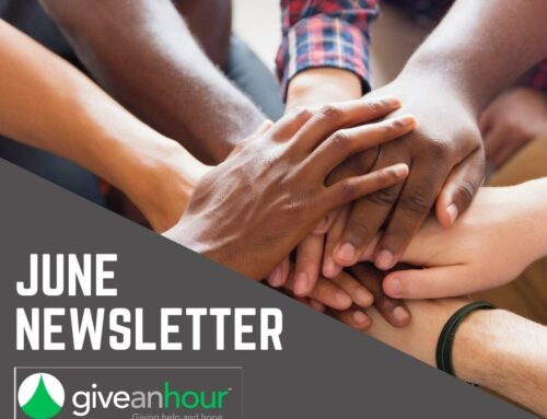 June Give An Hour Newsletter