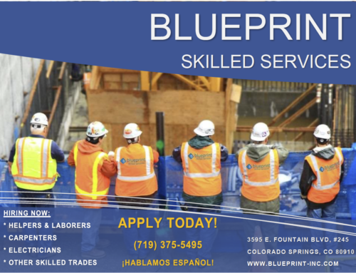 Job Opportunities: Blueprint Skilled Services