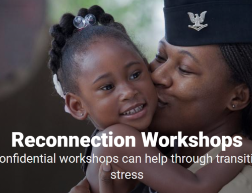 Red Cross Reconnection Workshops