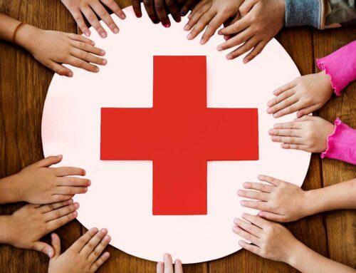 November Red Cross Workshops