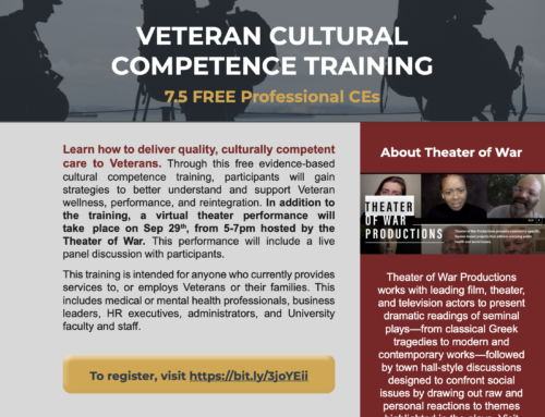 FREE Veteran Cultural Competence Training